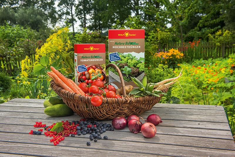Organiczne nawozy ogrodnicze