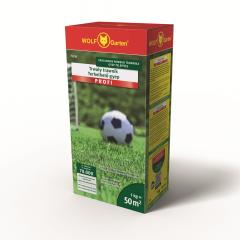 Mieszanka nasion traw WOLF-Garten SJ 50 Trwałość i Odporność
