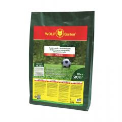 Mieszanka nasion traw WOLF-Garten SJ 500 Trwałość i Odporność